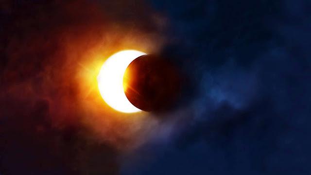 Yıl 2019 : Güneş ve Ay Tutulmaları Burçları Nasıl Etkileyecek? : Burçların Kozmik Dönüm Noktaları