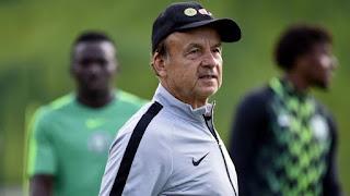 Nigeria Vs Brazil full squad lists
