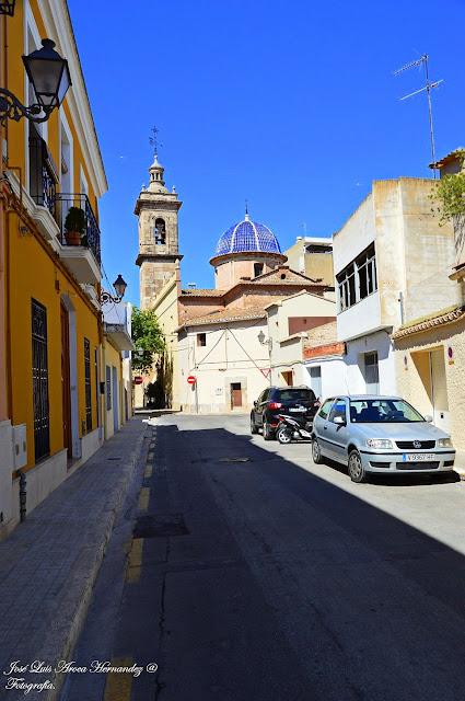 Masarrojos (Valencia).