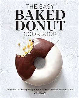 THE EASY BAKED DONUT COOKBOOK COVER