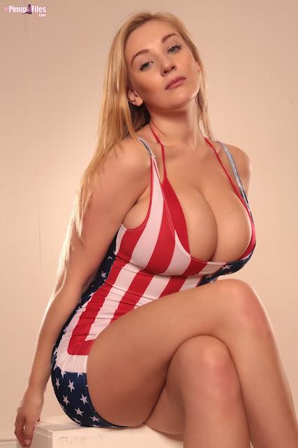 Beth Lily big boobs striptease