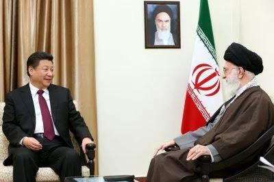 Befinden sich die USA auf einem Kollisionskurs mit China wegen des Iran?