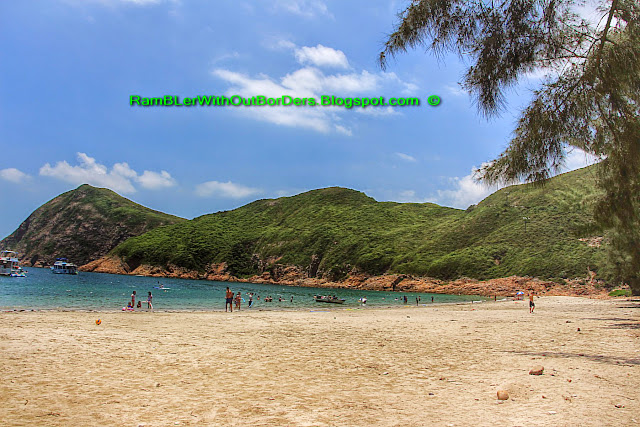 Pak Lap Beach, Sai Kun Country Park, Hong Kong