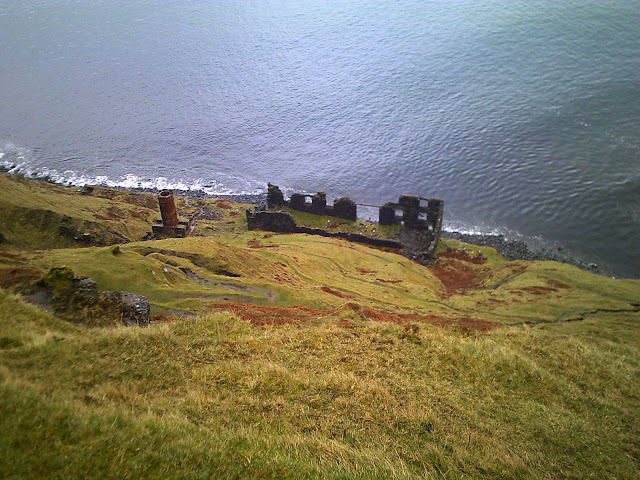 An Cailc - Dynamite factory - Isle of Skye