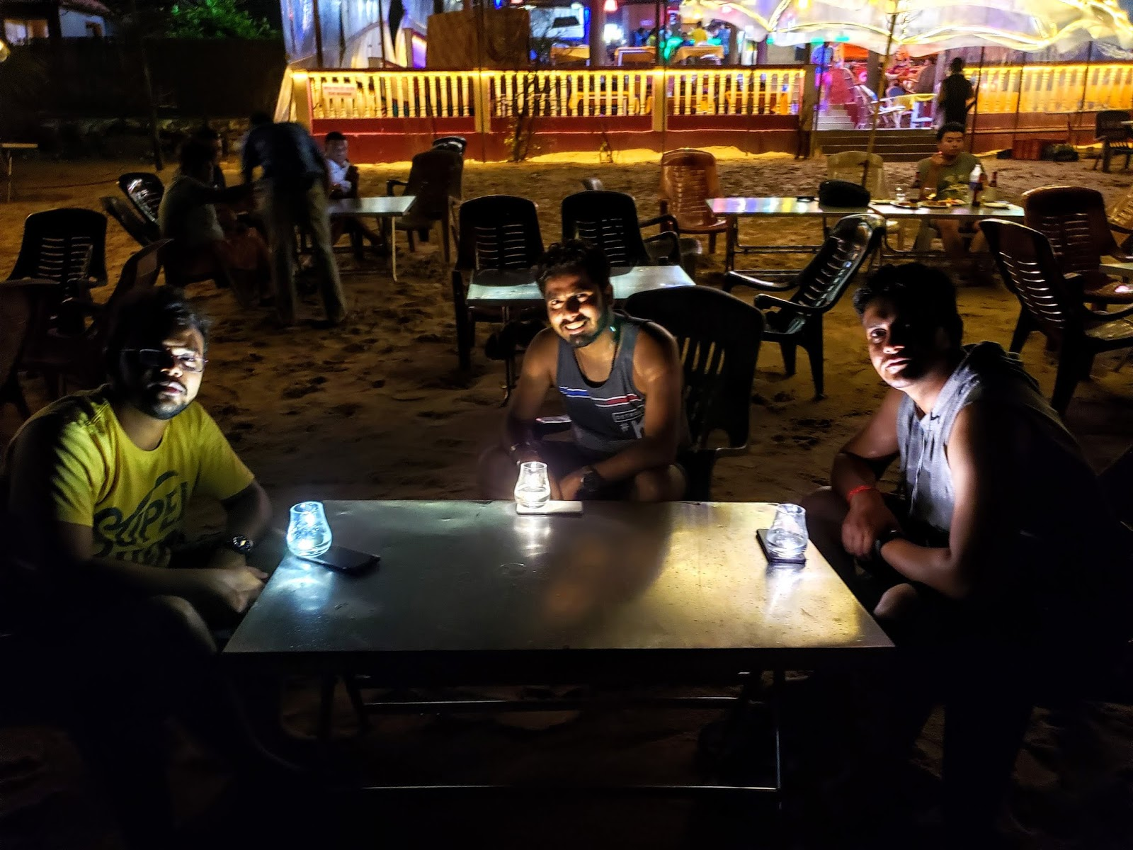 Night Fun, Baga Beach, Goa