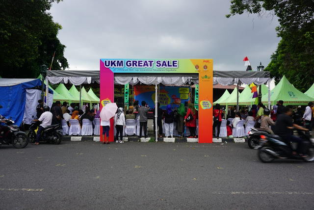 UKM Great Sale