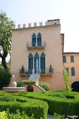Villa delle Rose nel centro di Bardolino