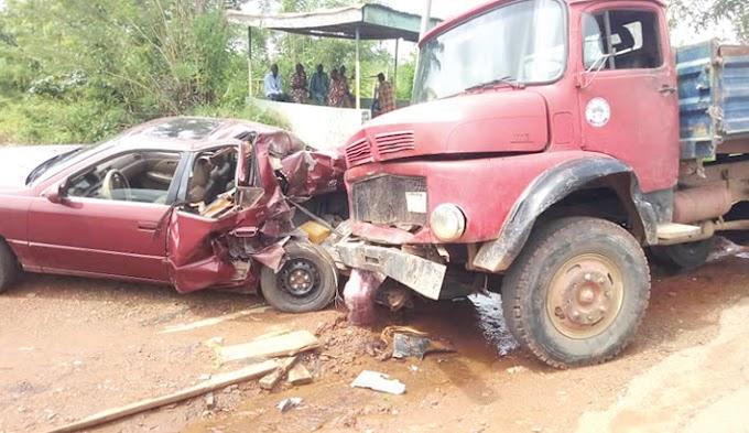 How Two Policemen, Nine Lost Their Lives In Ondo, Ogun, Ekiti, Edo Road Crashes