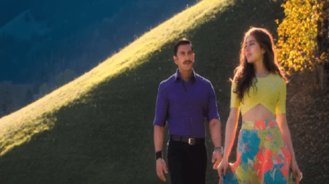 Simmba Movie new song Tere Bin - Ranveer Singh & Sara Ali Khan Simmba Movie