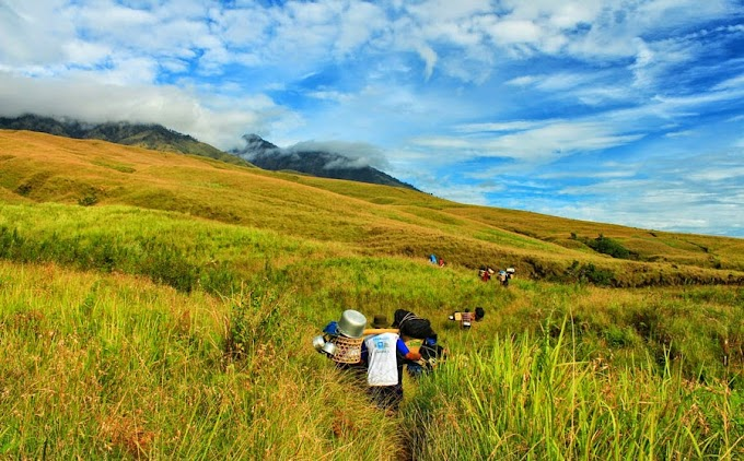 Hiking Mount Rinjani 6 days 5 nights start from Sembalun