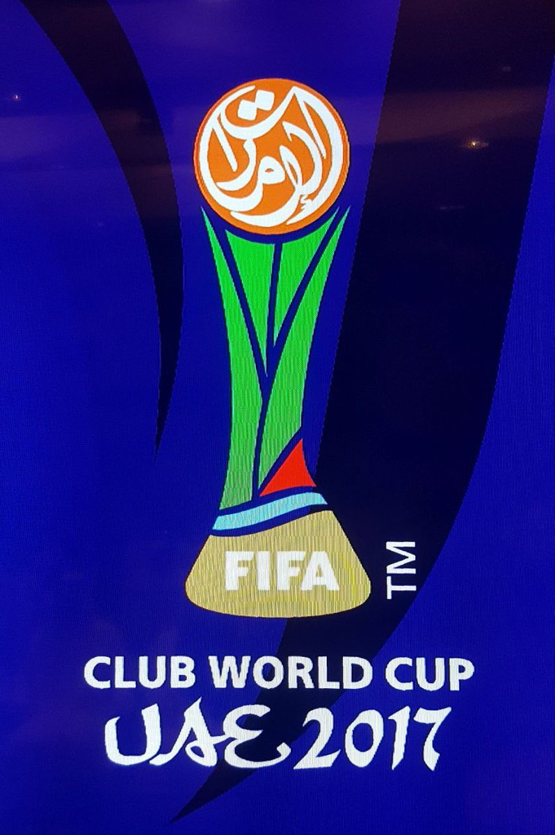 FIFA Club World Cup 2017 Logo Revealed - Footy Headlines