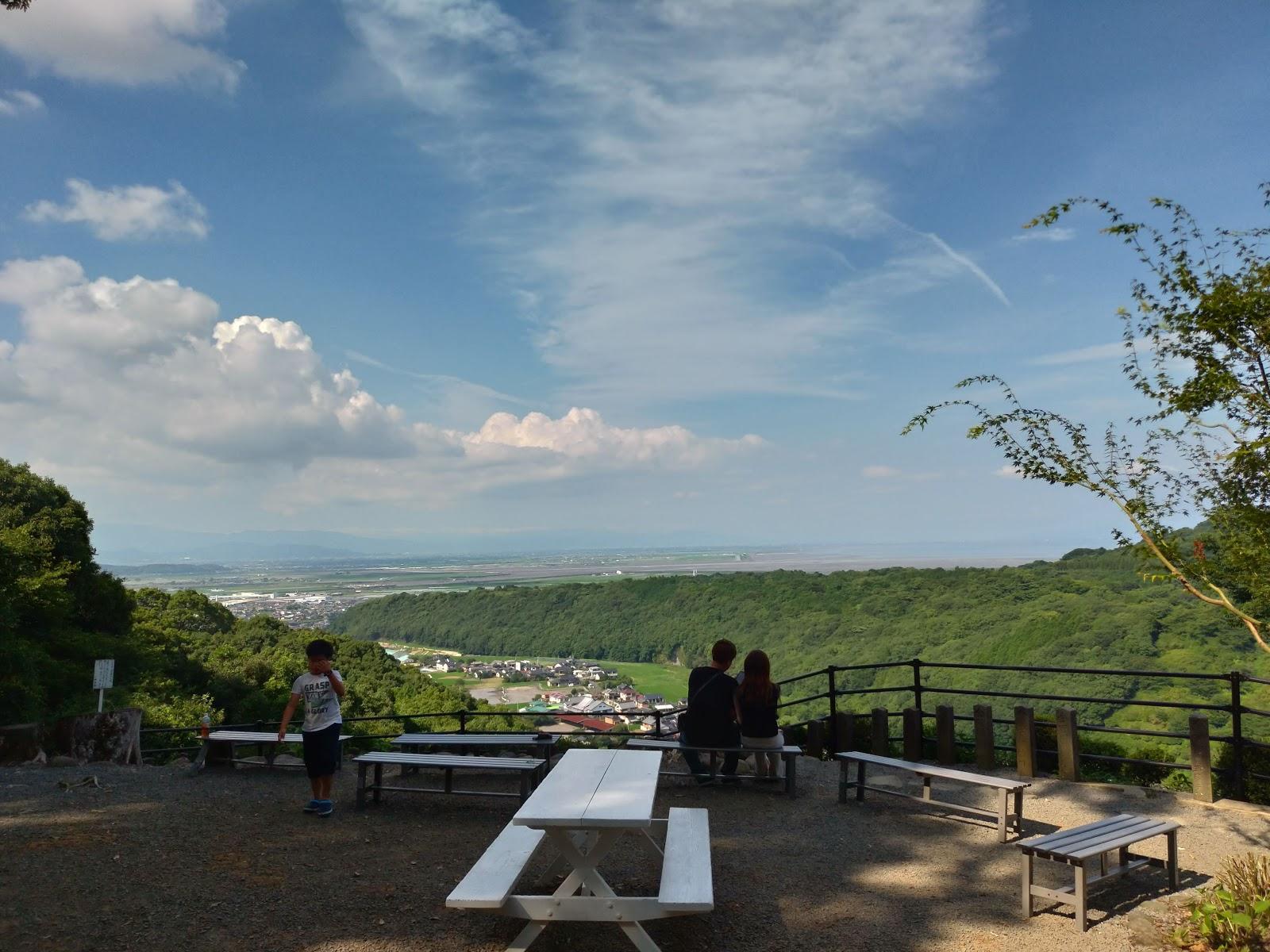 佐賀・祐徳稲荷神社の参拝で奥の院の絶景到着
