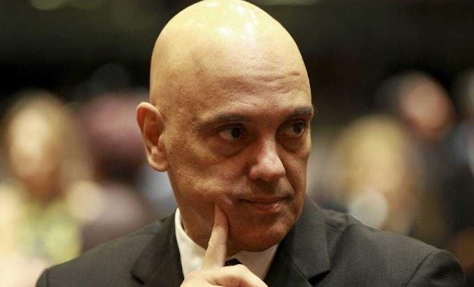 Moraes passa por cima do Legislativo pedindo quebra de sigilo de deputados bolsonaristas