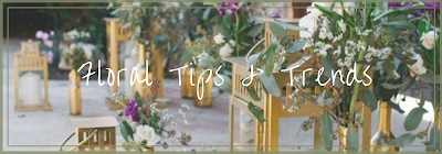 K'Mich Weddings - wedding planning - Floral Tips and Trends - Subheading
