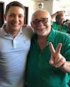 Padilha, pré candidato a prefeito do Paulista, recebe apoio do deputado Francismar Pontes