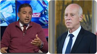 (بالفيديو) سيف الدين مخلوف : عقوبة قيس سعيد لتلقي لقاح 10 سنوات سجن ...