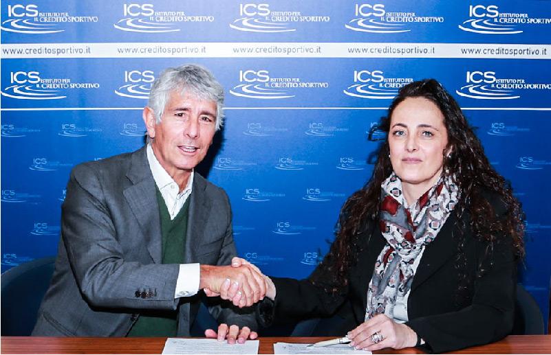 protocollo di intesa tra l'Istituto per il Credito Sportivo e Unimpresa