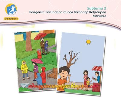 Kunci Jawaban Buku Tematik Kelas 3 Tema 5