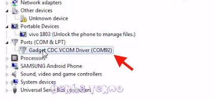 Cara Bypass Frp Akun Google Vivo Y83 Via ADB Format Tool