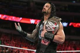 Former Champion Reigns Violates Wellness Policy