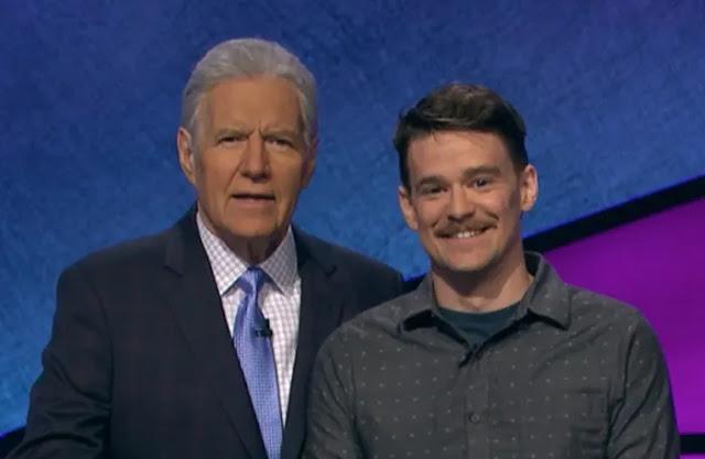 Minneapolis teacher makes it 5 straight dominating wins on 'Jeopardy'