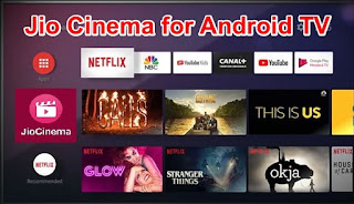 Jio Cinema for Android TV