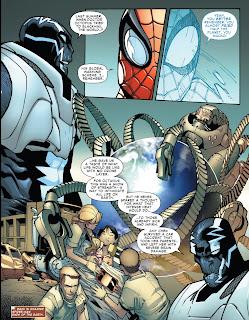 Spiderman Superior - Mente perturbada, de Dan Slott, Humberto Ramos y Ryan Stegman - Panini Cómics