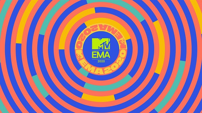 LISTA COMPLETA DE GANADORES A LOS MTV EMA 2020