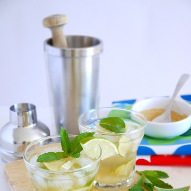 Tequila Caipirinha Cocktails Recipe