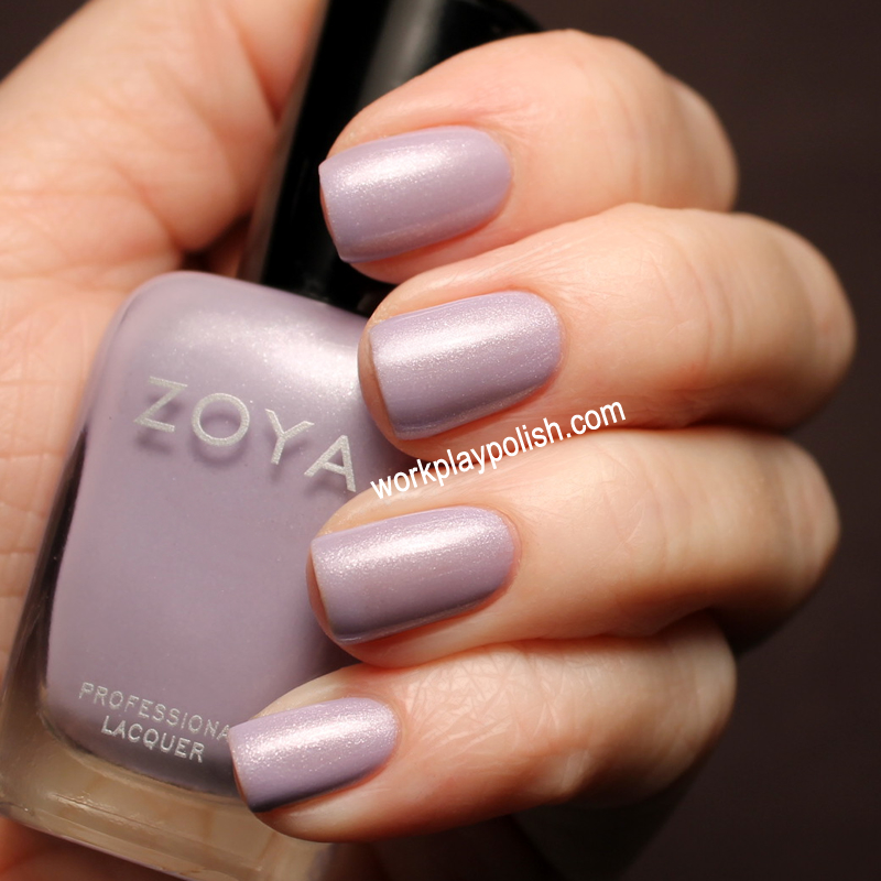 Zoya Julie (work / play / polish)