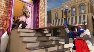 Super Grover 2.0 How Now Down Cow, Sesame Street Episode 4408 Mi Amiguita Rosita season 44