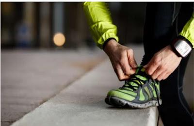 Change running shoes regularly