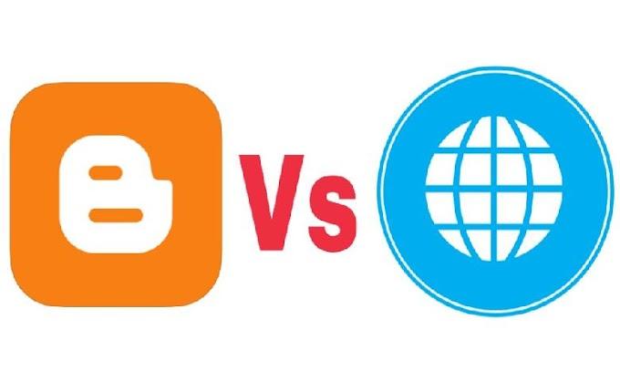 Perbedaan Blog Dan Website Yang Jarang Orang Ketahui