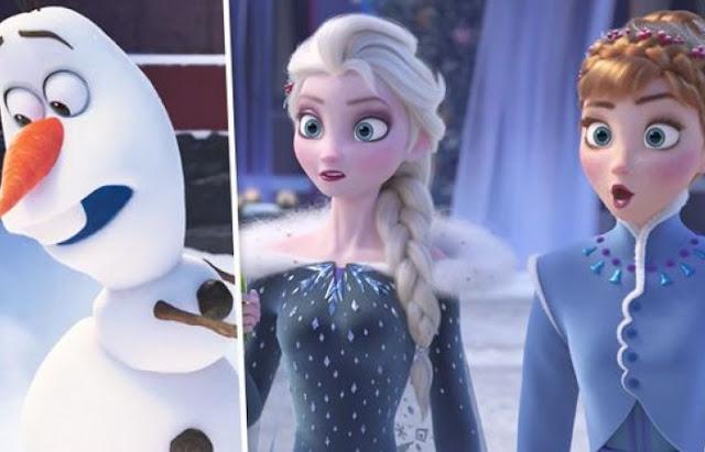 "Olaf | CORRE primeiro trailer do novo curta de ""Frozen"" é divulgado!"