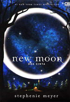Apa yang akan dilakukan Bella kalau ia dihadapkan pada dua pilihan New Moon - Dua Cinta PDF Karya Stephenie Meyer