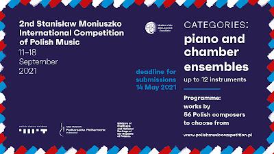 Stanisław Moniuszko International Competition of Polish Music