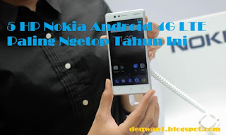 5 hp nokia android 2018