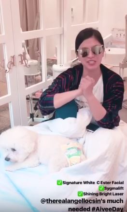 MUST WATCH: Angel Locsin And Pwet-Pwet's Bonding Time!
