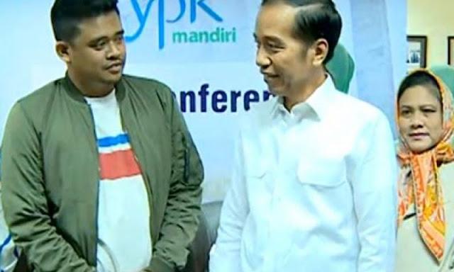Menantu Jokowi
