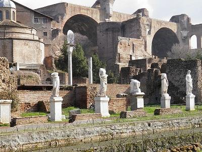 L'amélioration des techniques de construction romaines révélées par les scientifiques