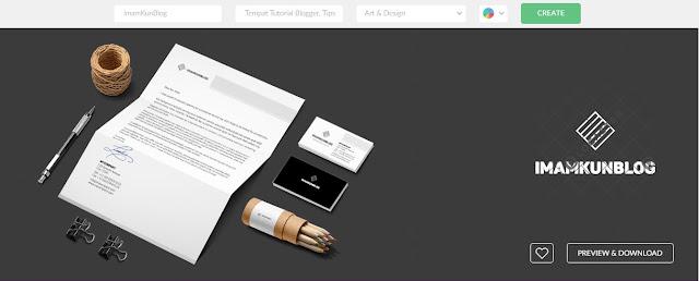 Cara Membuat Logo Website Online Gratis