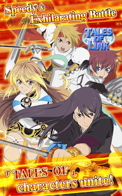 TALES OF LINK English Apk 2.4.1 Mod
