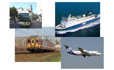 Kendaraan Darat Laut dan Udara