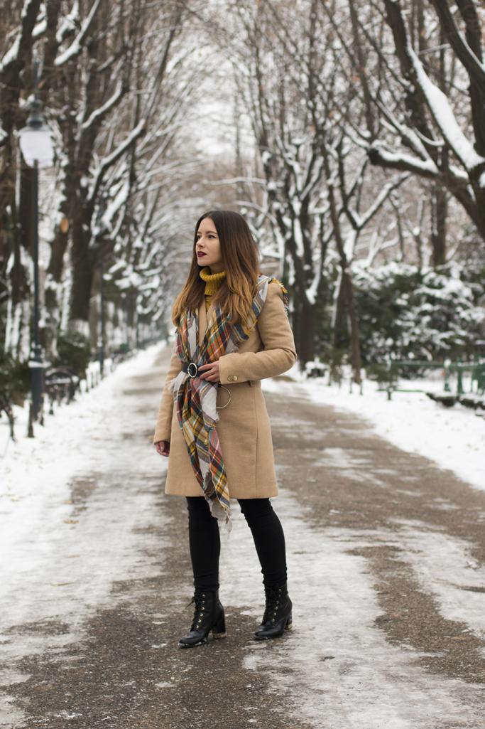 adina nanes snowy day