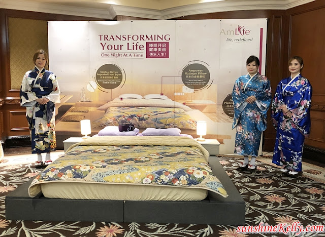 AmLife, World Sleep Day, Better Sleep, Better Life, Better Planet, AmPower Platinum Beautifly Pillow, AmPower Platinum Heat Sleep Mask, AmPower Platinum Beautifly Pillow, Electric Potential Thermotherapy Mattress, Zleephonin Botanical Beverage, Health, Lifestyle