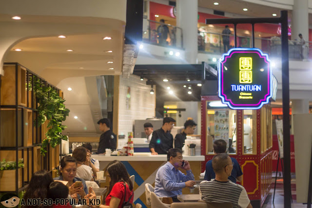 Tuan Tuan Chinese Brasserie in Robinsons Manila