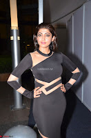 Pranitha Subhash in a skin tight backless brown gown at 64th Jio Filmfare Awards South ~  Exclusive 082.JPG