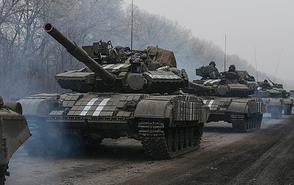 Ucrânia: dois civis mortos após o início do cessar-fogo
