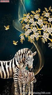 Tranh nghệ thuật Động vật