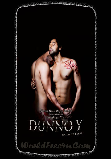 Poster Of Bollywood Movie Dunno Y Na Jaane Kyun (2010) 300MB Compressed Small Size Pc Movie Free Download worldfree4u.com